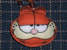 Garfield felt