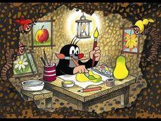 Zdeněk Miler was the multitalented creative artist, animator, and storyteller whose genius brought the adorable figure of The Little Mole – Krtek or Krteček . Make Happy, Happy Kids, La Petite Taupe, The Mole, Magic Box, Butterfly Wallpaper, Kids Tv, Cartoon Characters, Storytelling