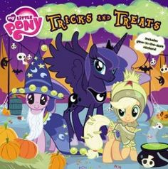 JJ FAVORITE CHARACTERS MY LITTLE PONY. Twilight Sparkle and her friends dress up in silly costumes for Nightmare Night, but the appearance of Princess Luna terrifies everyone in Ponyville.