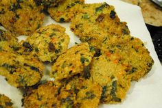 Quinoa Vegetable Cakes for Passover