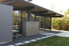 Foster City Eichler - modern - landscape - san francisco - Outer space Landscape Architecture