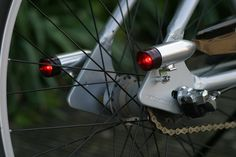 Soma Silver Bullet rear bike lights