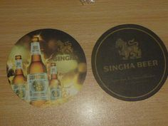 EN. aug THAILAND SINGHA OLD beer coaster NR19 Beer Mats, Beer Coasters, Thailand, Asia, Ebay, Beer Bottle Caps