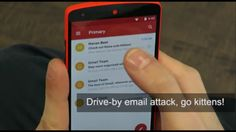 """Unpatched """"Stagefright"""" vulnerability gives attackers a road map to hijack phones."""