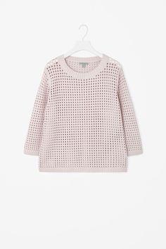 COS | Round-neck knit jumper