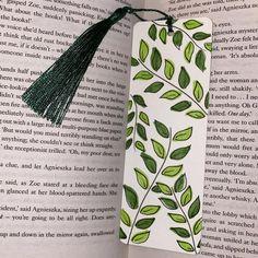 Bookmarks For Books, Creative Bookmarks, Diy Bookmarks, Watercolor Bookmarks, Watercolor Art, Bookmark Craft, Book Markers, Ideias Diy, Scrapbook Journal
