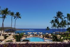 This is going to be my exact view in about 4 weeks - yeah!!!  Four Seasons Resorts in Lanai, Hawaii.