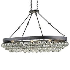 Balthazar Oval Pendant by Currey and Company at Lumens.com... My favorite so far... of course, look at the price!