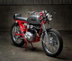 1973 Honda CB200 custom café racer, amazing transformation from this… http://www.dotheton.com/forum/index.php?topic=12456.0