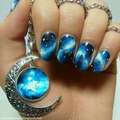 Galaxy unghie