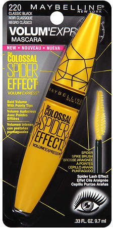 f08fd641583 Maybelline Volum' Express The Colossal Spider Effect Mascara | make ...