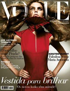 Vogue Portugal #49: Novembro de 2006