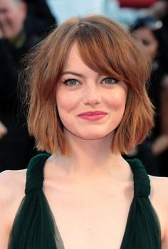 37 Emma Stone Hairstyles To Inspire Your Next Makeover | HuffPost