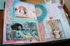 art journal by Anahata Katkin