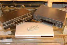 DVD Player and VHS Players http://www.ctonlineauctions.com/detail.asp?id=240392