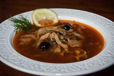 Вкусная грибная солянка пошаговый рецепт с фото