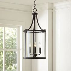Chandelier Design, Foyer Chandelier, Farmhouse Chandelier, Lantern Chandelier, Farmhouse Lighting, Lantern Lighting, Foyer Pendant Lighting, Lantern Light Fixture, Pendant Design