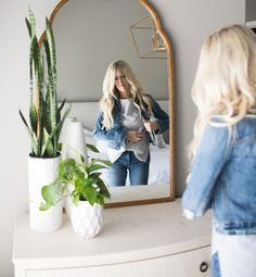 35ab220842 Top Five Denim Pieces Kailee Wright, Top Five, Jean Top, Shoes With Jeans