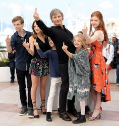 The jury prize for having the most fun at Cannes goes to Viggo Mortensen and the cast of Captain Fantastic. Todd Haynes, Captain Fantastic, Viggo Mortensen, Cult, Beastie Boys, Wishes For Baby, Love Movie, Celebs, Celebrities