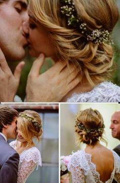 Série Noivas Vaidosas - #5 Cabelo | A Maria Vaidosa