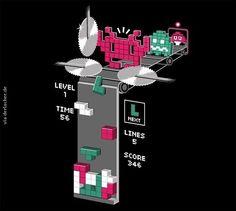 Die Wahrheit über Tetris