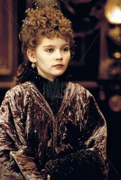 "Kirsten Dunst - ""Interview with the Vampire"" - Costume designer : Sandy Powell Kirsten Dunst, Dracula, Anne Rice Vampire Chronicles, Anne Rice Books, Vampire Diaries, Vampires, Lestat And Louis, Sandy Powell, Queen Of The Damned"