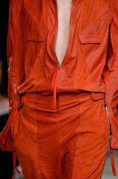A.F. Vandevorst at Paris Spring 2015 (Details) / #MIZUstyle