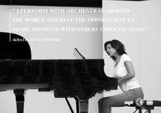 Khatia Buniatishvili quote