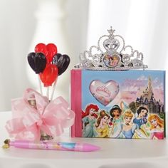 A Royal Welcome gift that can be waiting in your room when you check in $36 disneyflorist.com