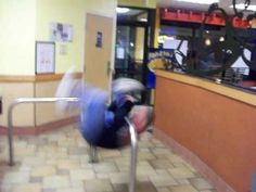 Richard at taco bell