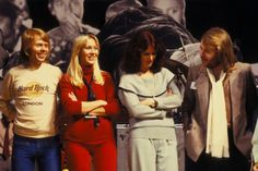 Pics of all 4 together - Seite 145 | www.abba4ever.com