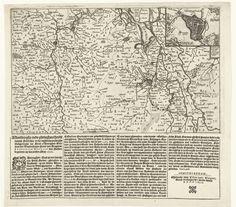 Anonymous   Kaart van Noord-Brabant met het beleg van Den Bosch, 1629, Anonymous, Willem Jansz. Wijngaert, 1629   Kaart van een groot deel van Noord-Brabant van Antwerpen tot Nijmegen met het beleg van Den Bosch door het Staatse leger onder Frederik Hendrik, van 1 mei tot 17 september 1629. Rechtsboven een inzet met een plattegrond van de stad. Gedrukt onder de plaat 4 kolommen tekst in het Nederlands.