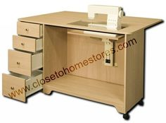 24  machine insert size. Choice of 3 colors.   Sewing Machine Cabinets   Pinterest   Horn Sewing spaces and Sewing class  sc 1 st  Pinterest & Horn 3180