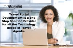 Travel portal development is a one stop solution provider for all the technology needs of travel agents, consolidators, corporate travel consultants, hotelier and tour operators.  Know more visit : http://www.whitelabeltravelportal.com/