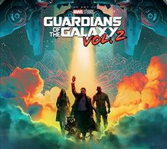 Buy Marvel's Guardians Of The Galaxy Vol. The Art Of The Movie by Jacob Johnston at Mighty Ape NZ. The Guardians are back! After saving the universe, Star-Lord, Gamora, Drax, Rocket and Groot find themselves with expunged records and a new mandate: . Star Comics, Marvel Comics, Guardians Of The Galaxy Vol 2, Concept Art World, Galaxy Art, Galaxy Movie, Visual Development, Marvel Art, Marvel Avengers
