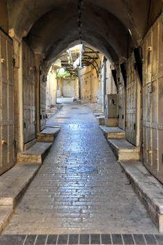 Nazareth,the old city