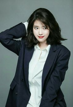 Hairstyles 2018 feminine asianpicture end result for hairstyles feminine asianassociated posts to hairstyles iu fashion, korean fashion trends, work Korean Fashion Trends, Iu Fashion, Korean Actresses, Korean Actors, Asian Woman, Asian Girl, Hair 2018, Korean Celebrities, Mode Style