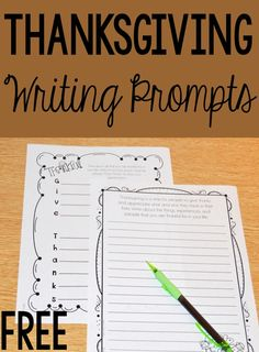 Thanksgiving Activities for Upper Elementary - Teaching with Jennifer Findley