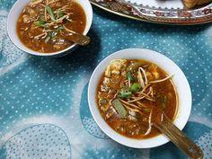YUMMY TUMMY: Chicken Manchow Soup