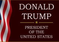 I support Donald J. Trump for POTUS.