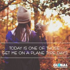 Pick a place, any place... and just go ✈️