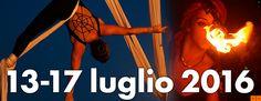 Save the date! Mercantia 2016 is coming back!  #tuscany #certaldo #certaldoalto #mercantia #medievalvillage #festival