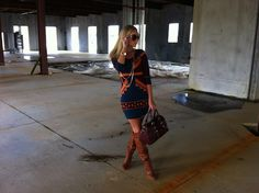 #amazing #sweater #dress at #4thandocean for only $38.99! Sophie: Transitional Fall