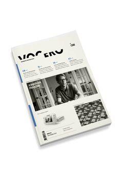 Vocero on Editorial Design Served