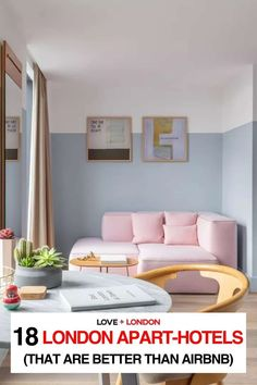 As a Londoner and a travel expert, I don't think anyone should be booking airbnbs in London. If you still want somewhere to stay that has a kitchen and sitting area, here are some incredible London apart-hotels that are better than staying in an airbnb in London. Two Bedroom Apartments, Rental Apartments, London Tips, Phoenix Homes, Travel Expert, Mansions Homes, London Hotels, Best Location, London Travel
