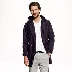 J.Crew - Cotton Fishtail Parka
