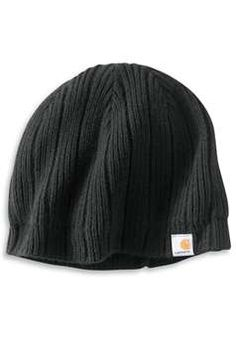 Carharrt Hubbard Black Hat | Buy Now at camouflage.ca