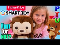 FISHER PRICE SMART TOY Review and Unboxing REAL AND HONEST NEW HOT TOY Holiday Christmas Shopping - YouTube