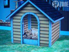 luxusní bouda pro psa - Hledat Googlem