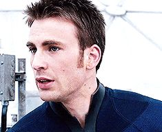 Chris Evans as Johnny Storm AKA the HumanTorch from Fantastic four